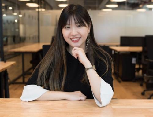 Meet Amy Zhu, from CCL's Expanding Business Development Team
